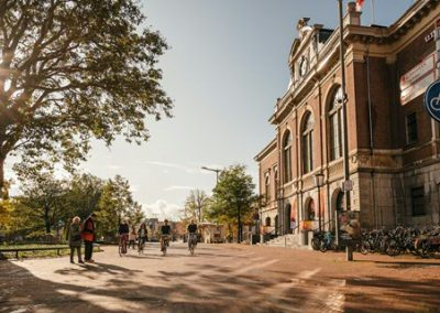 Campus Friesland, RUG Leeuwarden